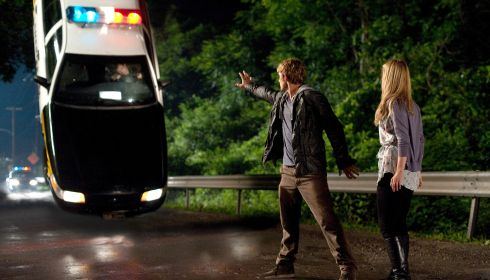 Alex Pettyfer und Diana Agron in «I Am Number Four»