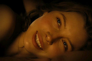 Jessica Biel in «The Illusionist»