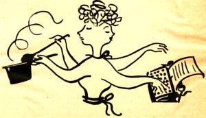 Illustration von Isa Hesse-Rabinovitch