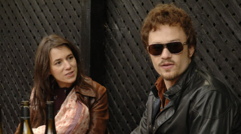 Charlotte Gainsbourg und Heath Ledger in «Im Not There»