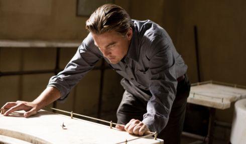 Leonardo DiCaprio in «Inception»