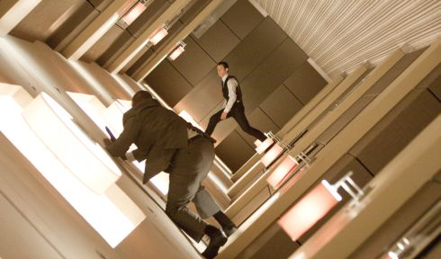 Joseph Gordon-Levitt in «Inception»