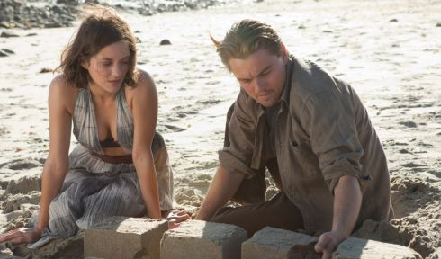 Marion Cotillard und Leonardo DiCaprio in «Inception»