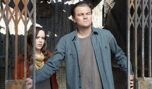 Ellen Page und Leonardo DiCaprio in «Inception»