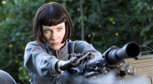 Cate Blanchett in «Indiana Jones and the Kingdom of the Crystal Skull»