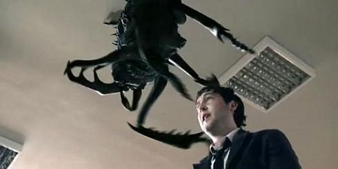 Chris Marquette in «Infestation»