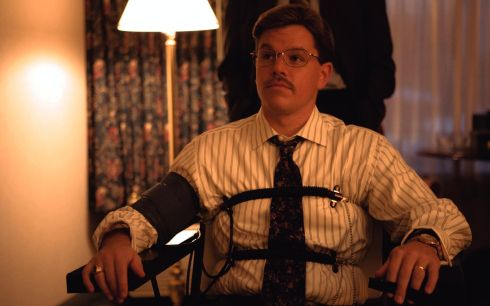 Matt Damon in «The Informant!»