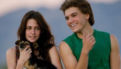 Kristen Stewart und Emile Hirsch in «Into the Wild»