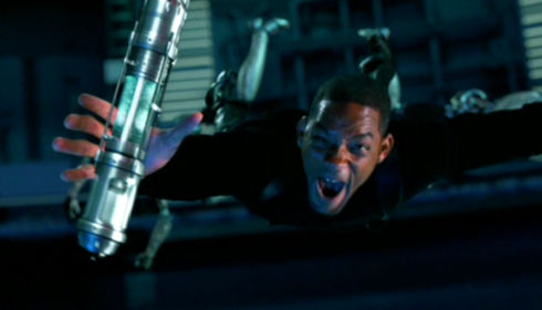 Will Smith in «I, Robot»