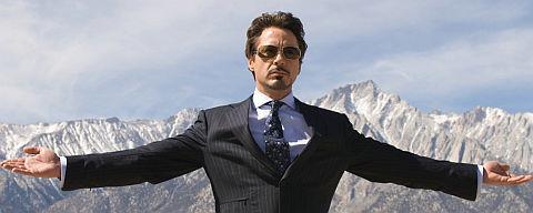 Robert Downey Jr. in «Iron Man»