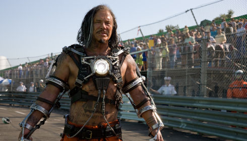Mickey Rourke in «Iron Man 2»