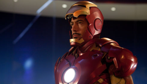 Robert Downey Jr. in «Iron Man 2»