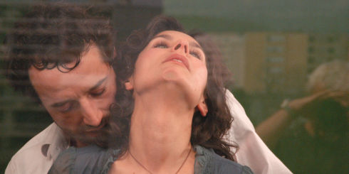 Bruno Todeschini und Noémie Kocher in «1 Journée»