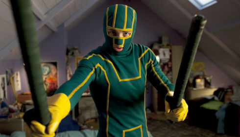 Aaron Johnson in «Kick-Ass»