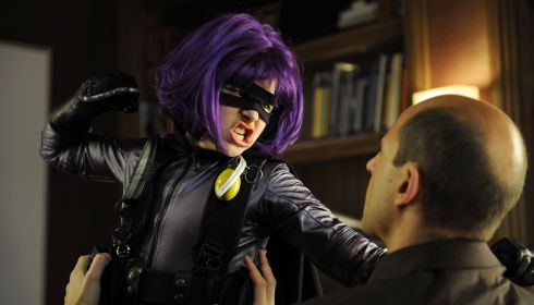 Chloë Grace Moretz in «Kick-Ass»
