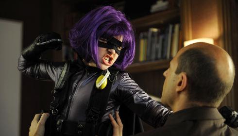 Chloë Grace Moretz in «Kick-Ass»