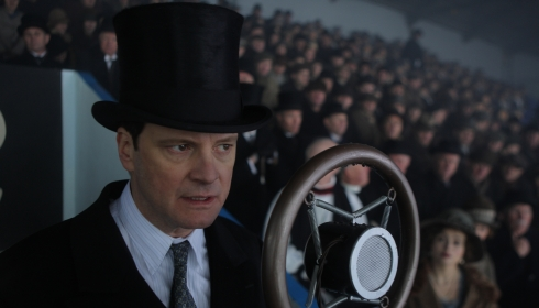 Colin Firth in «The King's Speech»