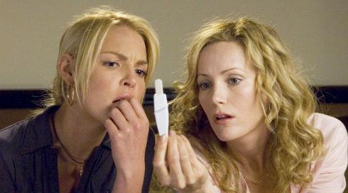 Katherine Heigl und Leslie Mann in «Knocked Up»