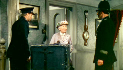 Katie Johnson in «The Ladykillers»