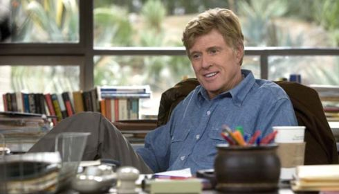 Robert Redford in «Lions for Lambs»