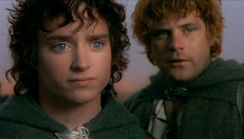 Elijah Wood und Sean Astin in «The Lord of the Rings»