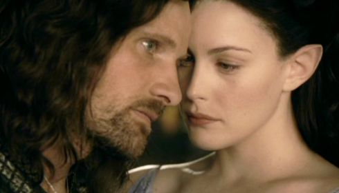 Viggo Mortensen und Liv Tyler in «The Lord of the Rings»