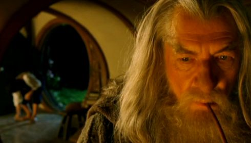 Elijah Wood und Ian McKellen in «The Lord of the Rings – Extended Edition»