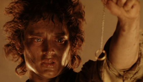 Elijah Wood in «The Lord of the Rings – Extended Edition»