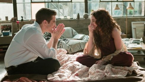 Jake Gyllenhaal und Anne Hathaway in «Love and Other Drugs»