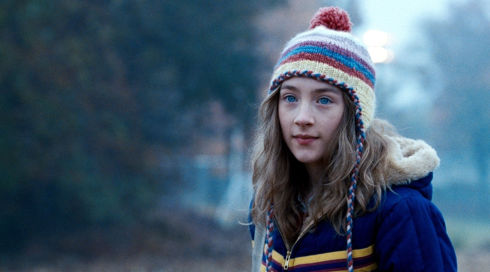 Saoirse Ronan in «The Lovely Bones»
