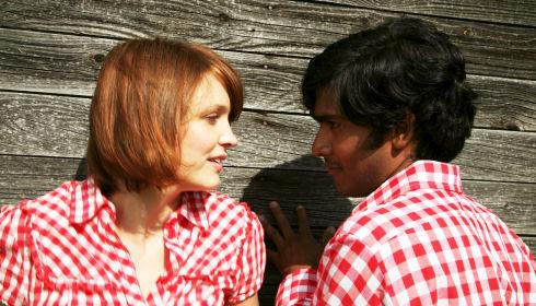 Laura Tonke und Muraleetharan Sandrasegaram in «Madly in Love»