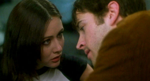 Shannen Doherty und Jason Lee in Mallrats