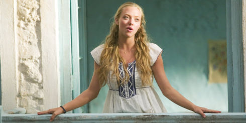 Amanda Seyfried in «Mamma Mia!»