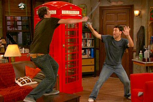 Jason Segel und Josh Radnor in «How I Met Your Mother»
