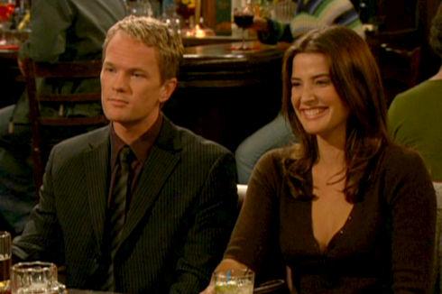 Neil Patrick Harris und Cobie Smulders in «How I Met Your Mother»