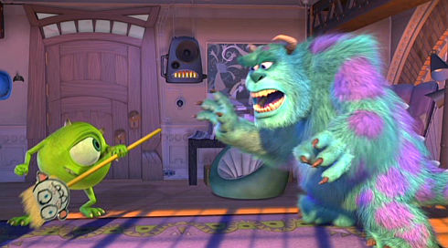 «Monsters, Inc.» von Pete Doctor