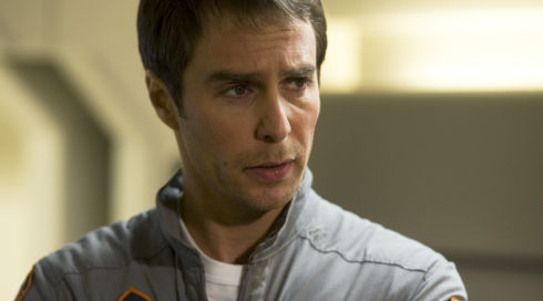 Sam Rockwell in «Moon»