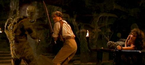 Brendan Fraser und Rachel Weisz in «The Mummy»