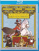 «The Adventures of the Baron Munchhausen»