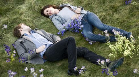 Kristen Stewart und Robert Pattinson in «New Moon»