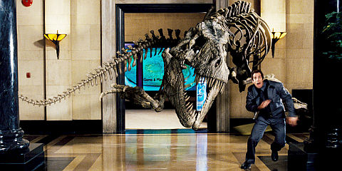 Ben Stiller in «Night at the Museum»