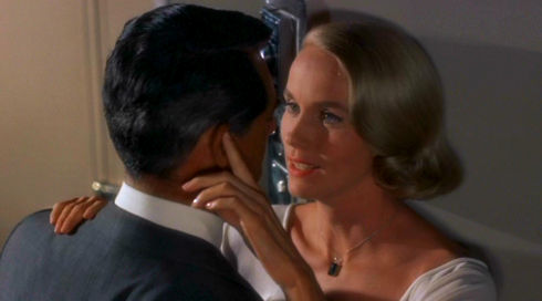 Cary Grant und Eva Marie Saint in «North by Northwest»
