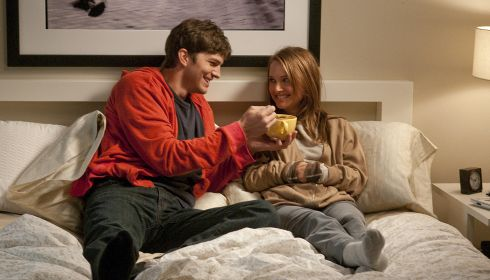 Ashton Kutcher und Natalie Portman in «No Strings Attached»