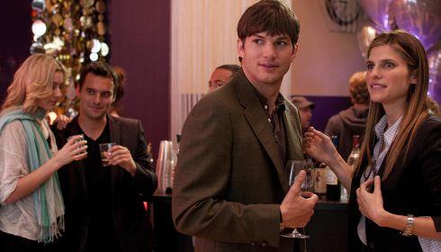 Greta Gerwig, Jake Johnson, Ashton Kutcher und Lake Bell in «No Strings Attached»
