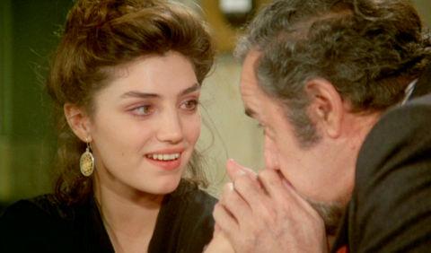 Angela Molina und Fernando Rey in «Cet obscur objet du désir»
