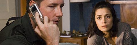 Edward Burns und Shannyn Sossamon in «One Missed Call»