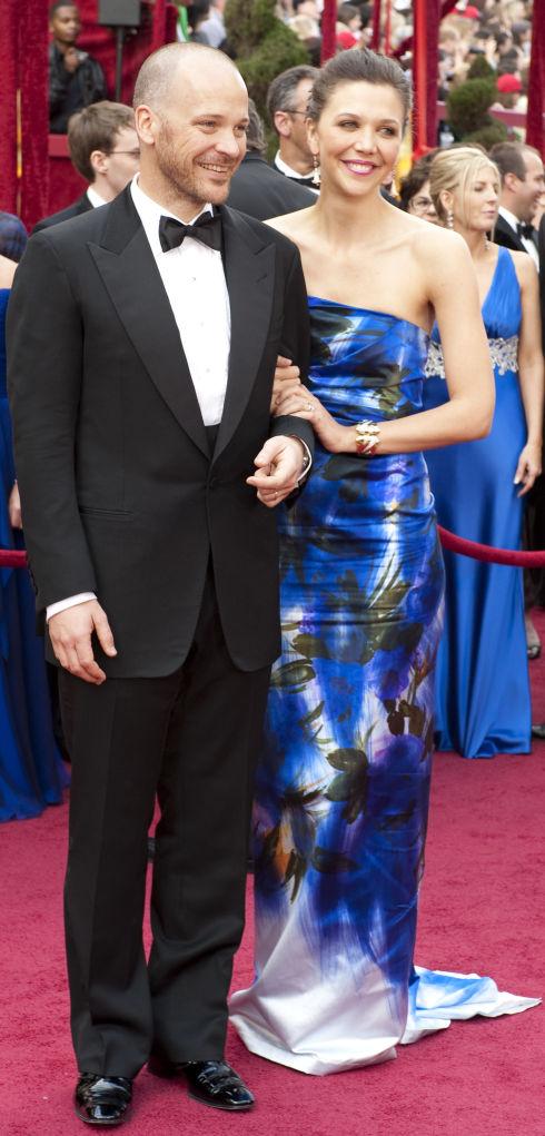 Peter Sarsgaard und Maggie Gyllenhaal auf dem roten Teppich (Foto: Greg Harbaugh/©A.M.P.A.S.)