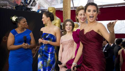 Mo'Nique, Maggie Gyllenhaal, Anna Kendrick, Vera Farmiga und Penélope Cruz