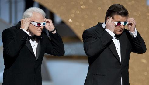 Steve Martin und Alec Baldwin führen durch die Show (Foto: Michael Yada/©A.M.P.A.S.)