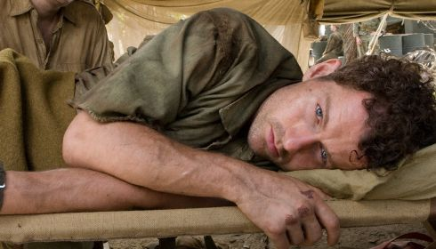 James Badge Dale in «The Pacific»